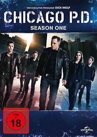 Chicago P.D. - Season 1 (FSK 18 Jahre) DVD