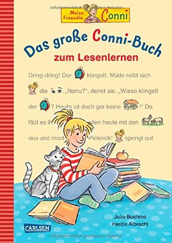 Lesemaus Sammelbände. Das große Conni-Buch zum Lesenlernen