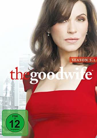 GOOD WIFE S5.1 MB - MOVIE [DVD] [2014]