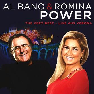 Al & Power,Romina Bano - The Very Best - Live aus Verona