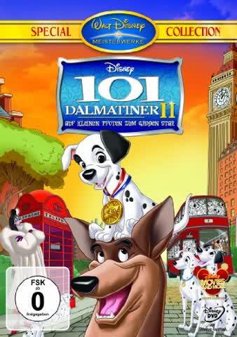 101 Dalmatiner II - Auf kleinen Pfoten zum großen Star