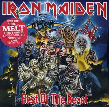 Iron Maiden - Best Of The Beast