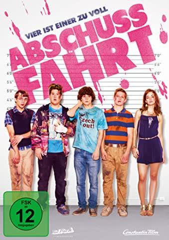 Abschussfahrt (FSK 12 Jahre) DVD
