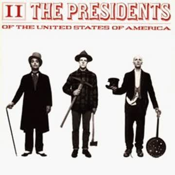 the Presidents of the U.S.a. - II
