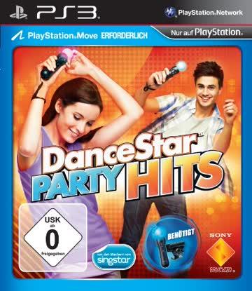 DanceStar Party Hits (Move erforderlich) - [PlayStation 3]