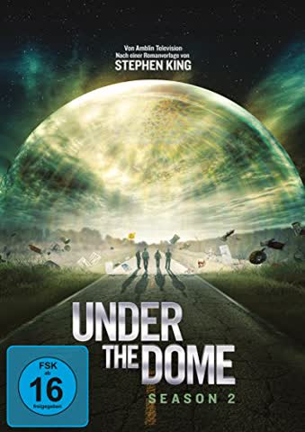 Under the Dome - Season 2 [4 DVDs]