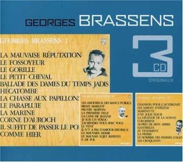 Georges Brassens - Collection 1 [Vol.1/2/3]