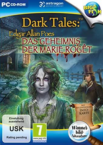 Dark TalesTM: Edgar Allan Poe's Das Geheimnis der Marie Roget