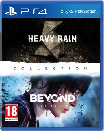 The Heavy Rain and Beyond: Two Souls Collection [PlayStation 4]