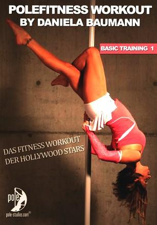 Pole-Fitness Workout by Daniela Baumann