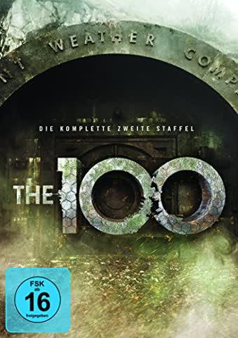 The 100 - Die komplette zweite Staffel [4 DVDs]
