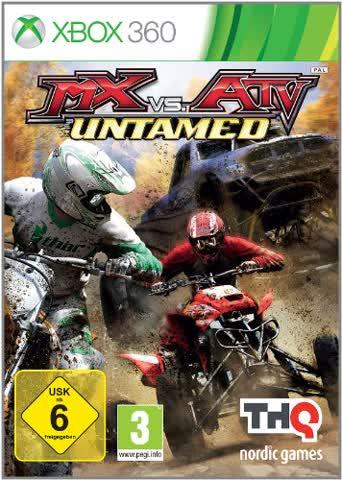 MX vs. ATV: Untamed - [Xbox 360]