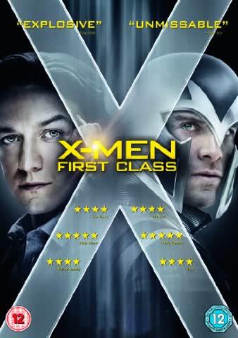 X-Men: First Class (DVD + Digital Copy)