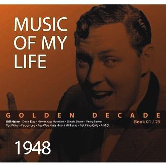 Werner Walendowski - Golden Decade-Vol.1 (Bill Haley U.a.) 1948