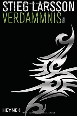 Verdammnis: Die Millennium-Trilogie 2 - Roman