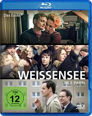 Weissensee - Staffel 3 [Blu-ray]