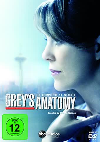 Grey's Anatomy - Die jungen Ärzte - Staffel 11