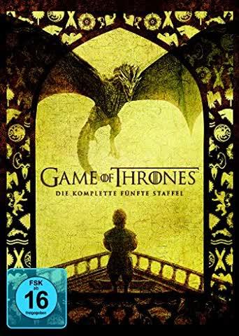 Game of Thrones - Die komplette 5. Staffel