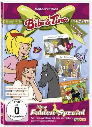 Bibi und Tina - Das Fohlen-Special [2 DVDs]
