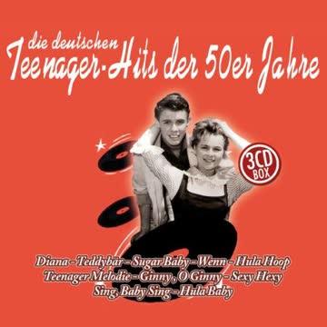 Various - Teenager Hits der 50er Jahre