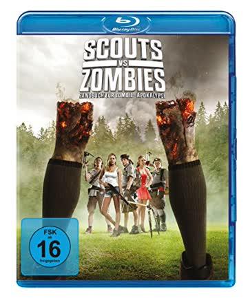 Scouts vs. Zombies - Handbuch zur Zombie-Apokalypse [Blu-ray]