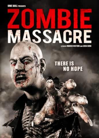 Zombie Massacre [DVD] [2012] [Region 1] [US Import] [NTSC]