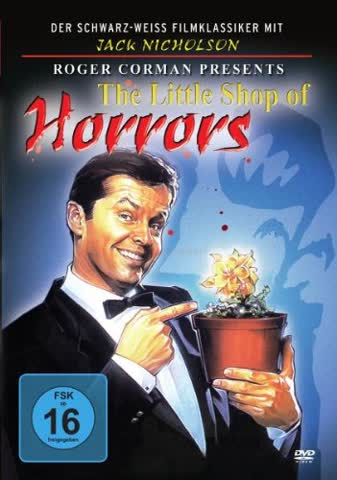 The Little Shop of Horrors [Import allemand]