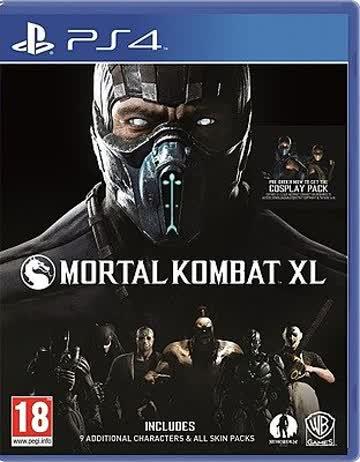 Mortal Kombat XL (AT-Version)