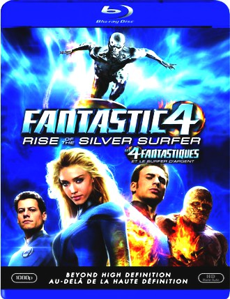 Fantastic Four 2: Rise Of Ss [Blu-ray]