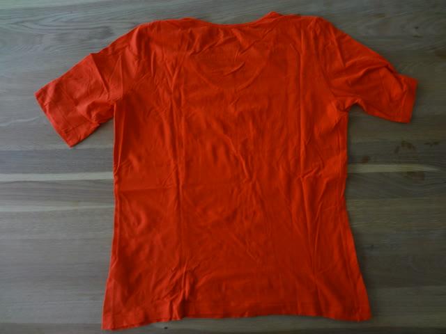 Uni rotes T'shirt Gr. 42 von CINQUE