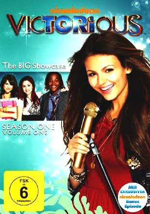 Victorious - Season One, Volume One [2 DVDs]