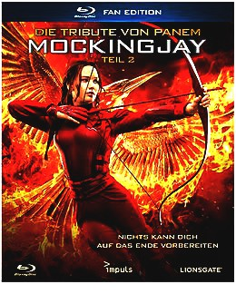 Die Tribute von Panem Mockingjay Teil 2 (Fan Edition)