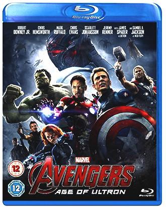 Avengers: Age of Ultron [Blu-ray] [UK Import]