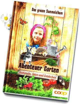 Abenteuer Garten - Päckli 1x (ungeöffnet)