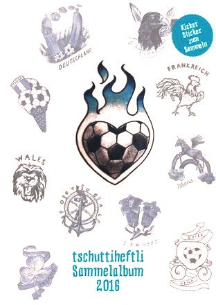Tschuttiheft.li 2016 - 107 - Robson=Kanu