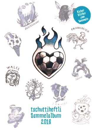 Tschuttiheft.li 2016 - 324 - Fuchs
