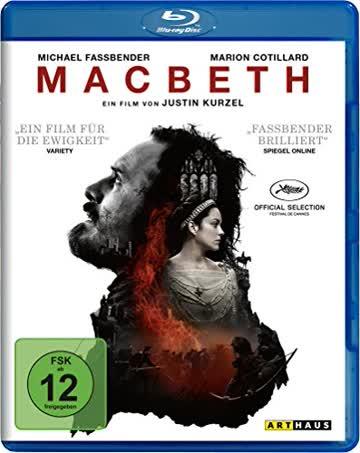 Macbeth [Blu-ray]