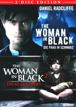 The Woman in Black / The Woman in Black 2 - (2 DVDs)