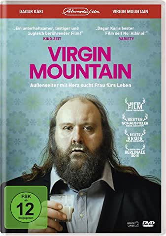 VIRGIN MOUNTAIN-AUSSENSEI - MO [DVD] [2015]