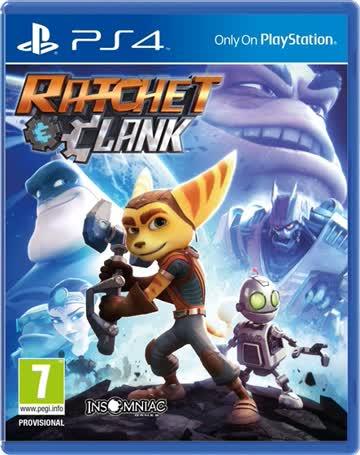 Ratchet & Clank [AT-PEGI]