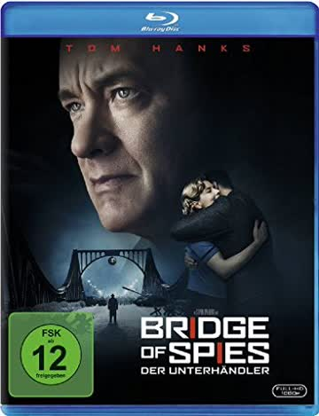 Bridge of Spies - Der Unterhändler [Blu-ray]