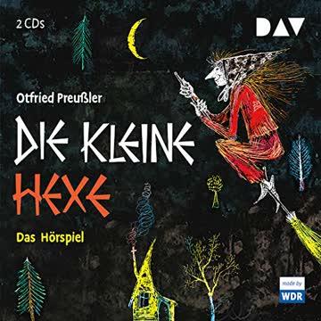 Die Kleine Hexe - CD1 + CD2