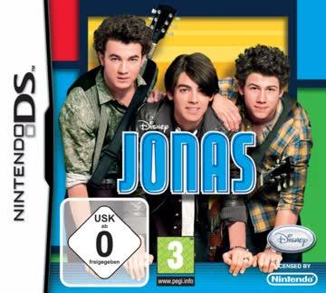 Disney Jonas [German Version]