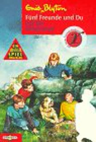 Fünf Freunde und Du auf der Felseninsel