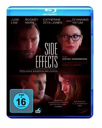 Side Effects - Tödliche Nebenwirkungen [Blu-ray]