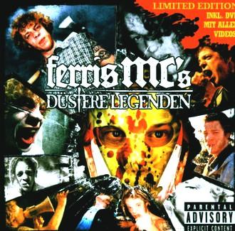 Ferris MC - Düstere Legenden (CD + DVD)