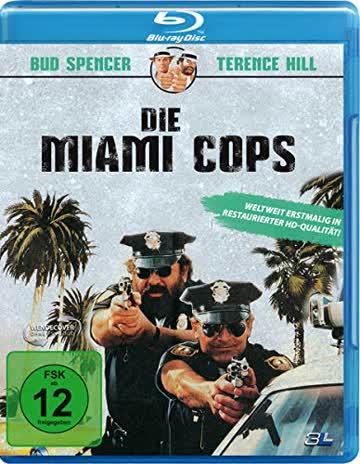 DIE MIAMI COPS - MOVIE [Blu-ray] [1985]