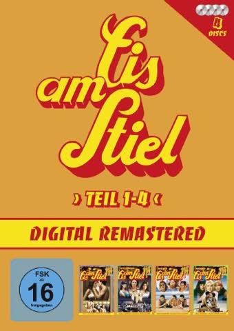Eis am Stiel - Box 1 - Teil 1-4 [4 DVDs]