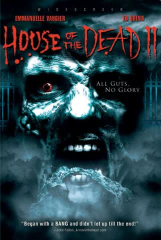 House Of The Dead 2 / (Ws Dol) [DVD] [Region 1] [NTSC] [US Import]