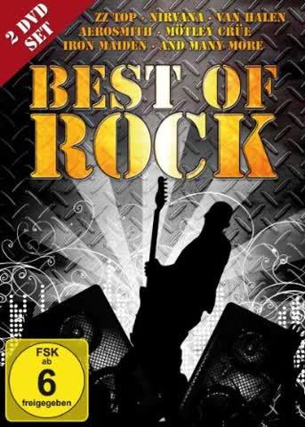 Various Artists - Best of Rock (2 DVDs)
